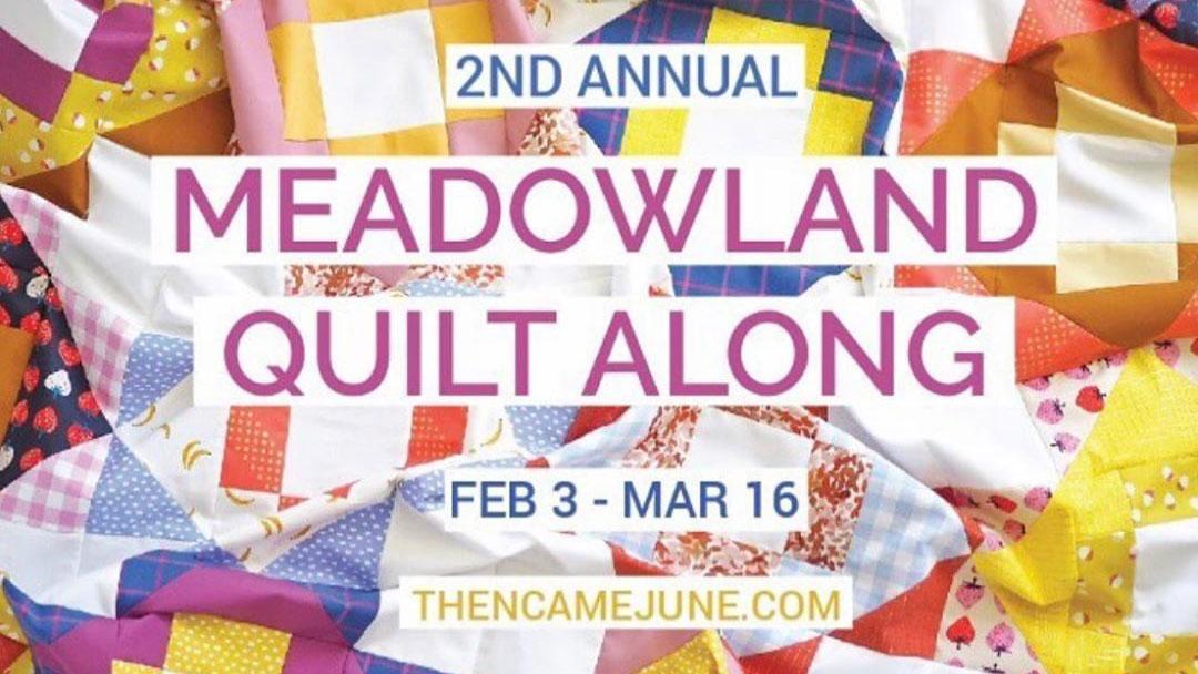 Meadowland Quilt Along – Choosing a Quilt Design